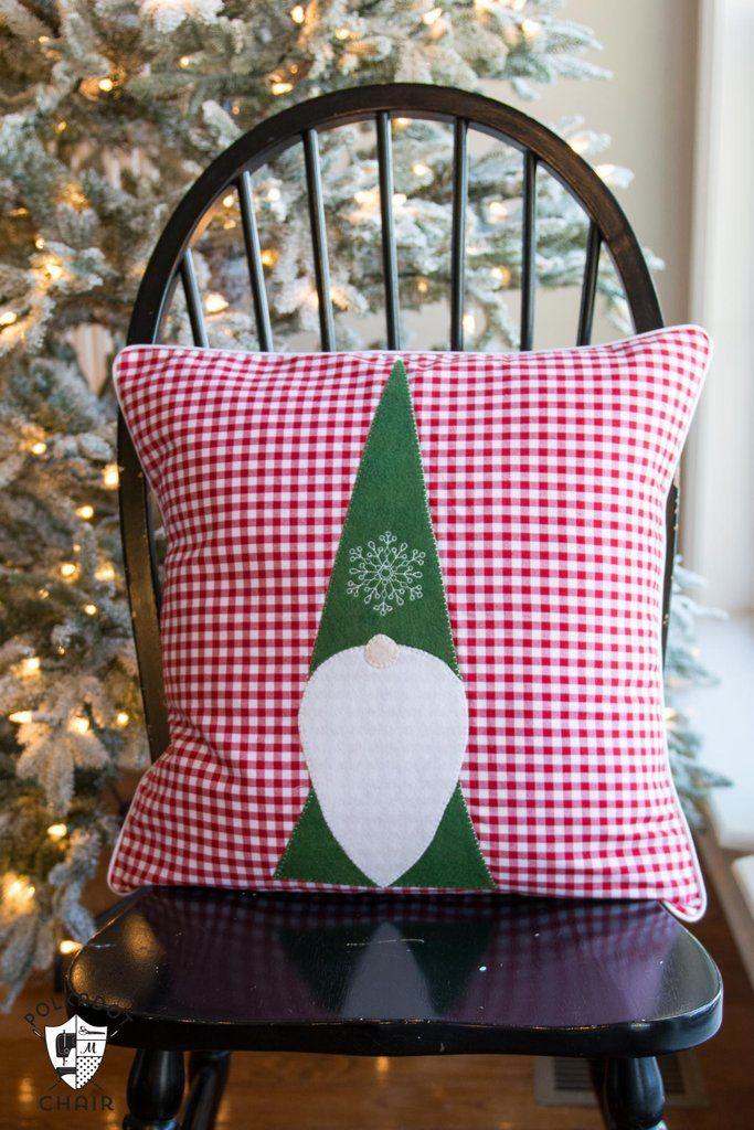 Christmas Pillows Pattern Bundle | Digital PDF Pattern