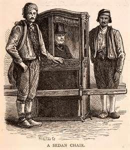 sedan chair - Bing Images