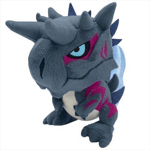 Monster Hunter Cross Glavenus Monster Plush stuffed Doll Brand New ...