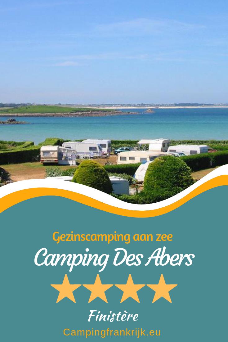 Gezinscamping Aan Zee In De Bretagne Camping Bretagne Kampeerplaatsen
