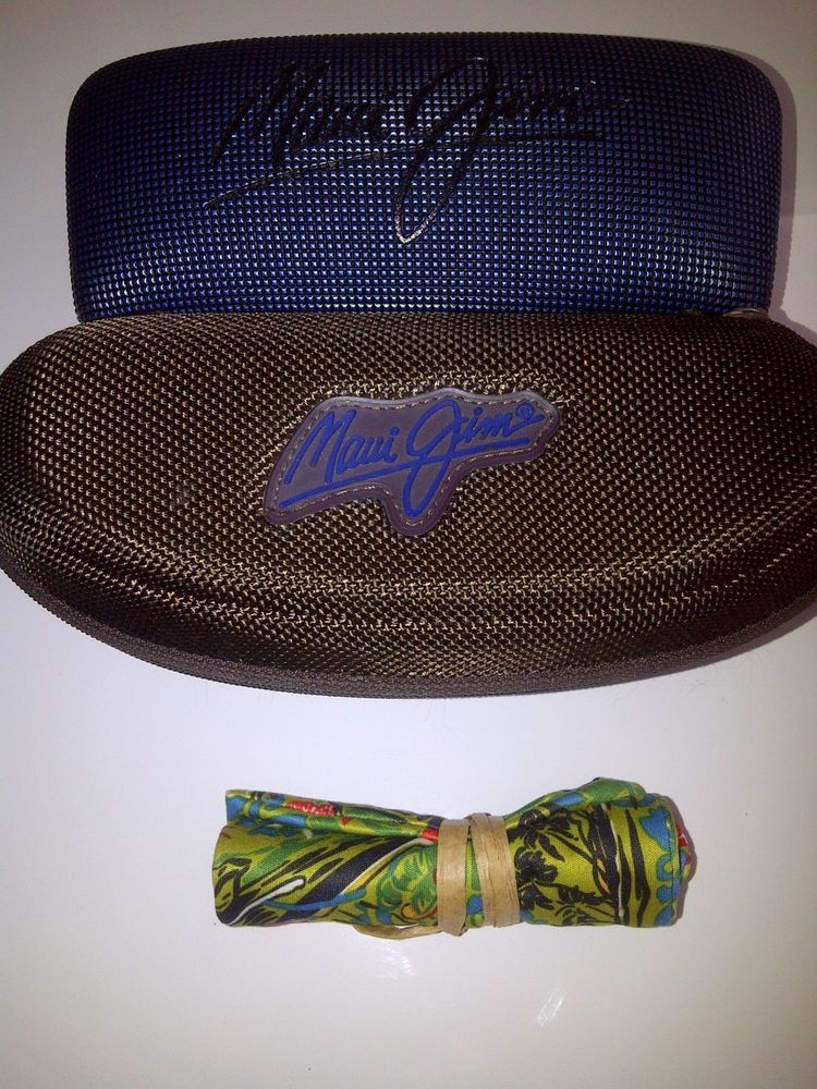 Maui Jim Sunglass Cases  fashion  clothing  shoes  accessories   unisexclothingshoesaccs  unisexaccessories (ebay link) 5d7a5a34df09