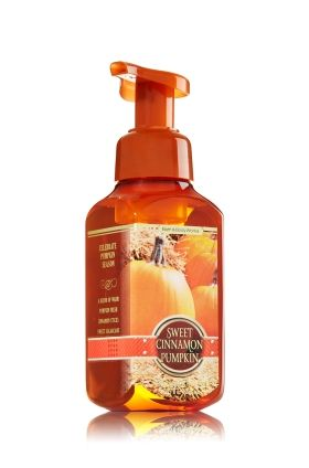 I Get So Excited When Bath Body Works Start Selling Pumpkin Soap