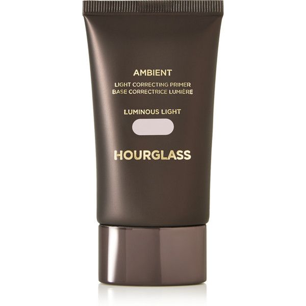 Hourglass Ambient Light Correcting Primer - Luminous Light, 30ml (400 NOK) ❤ liked on Polyvore featuring beauty products, makeup, face makeup, makeup primer, beauty, fillers, neutral and hourglass cosmetics