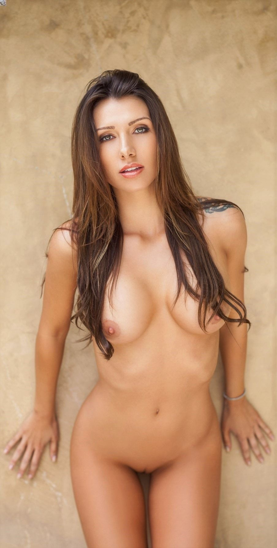 Perfect nude models