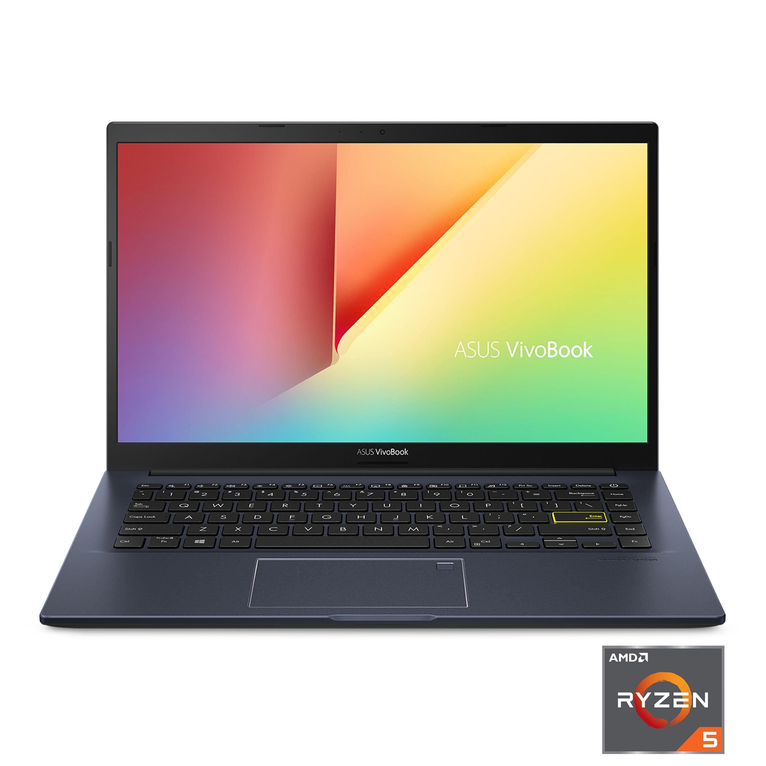 Asus Vivobook 14 M413 Thin And Light Laptop 14 Fhd Amd Ryzen 5 3500u Cpu 8gb Ddr4 Ram 256gb Pcie Ssd Windows 10 Home M413da Ws51 Bespoke Black Walmart In 2021 Asus Light Laptops Laptop