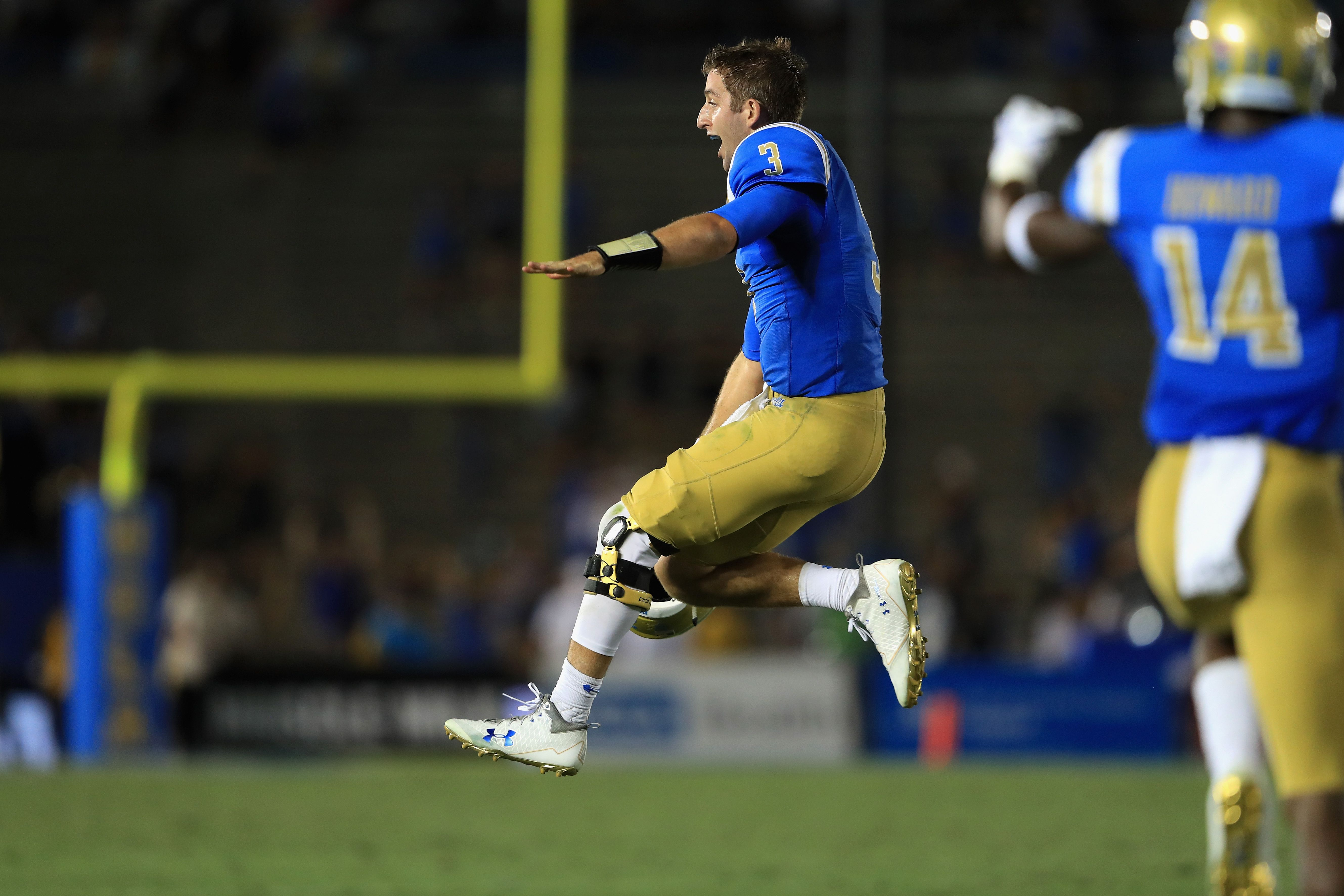 UCLA Football's Comeback Win Is the Second Biggest in NCAA