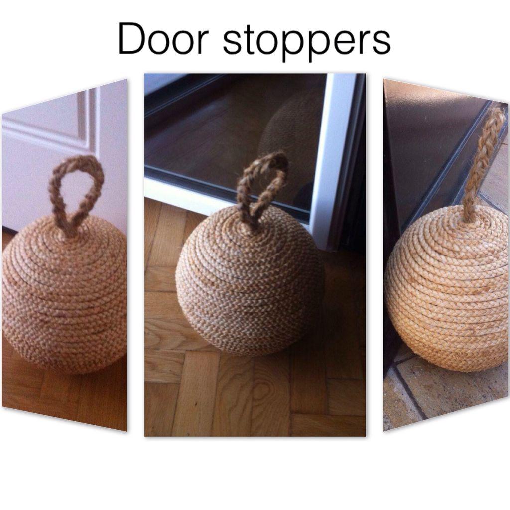 DIY Door Stoppers U2026