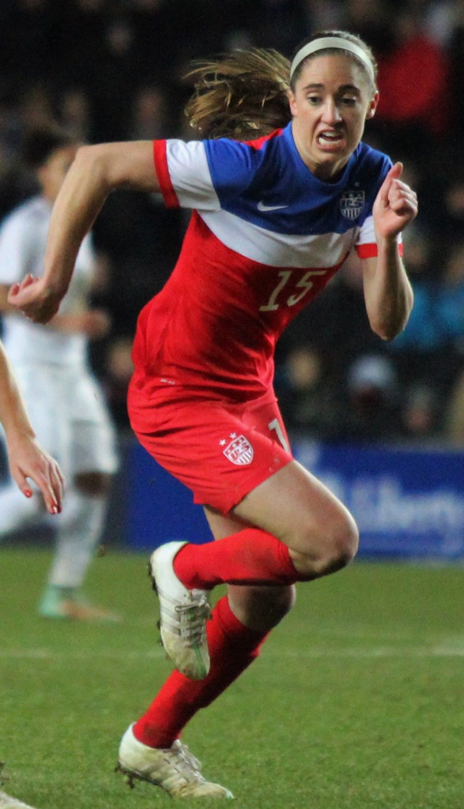 Brian, USWNT (With images) Female soccer players