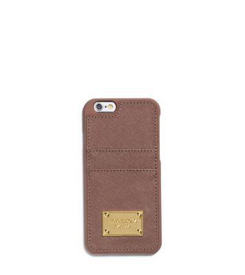 MK Saffiano Leather