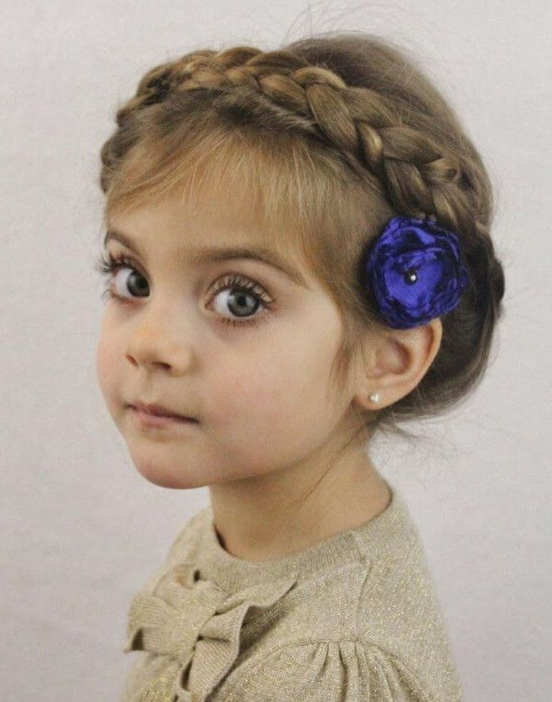Awesome 30 Sweet Daughter Hairstyles Ideas to Copy Now http