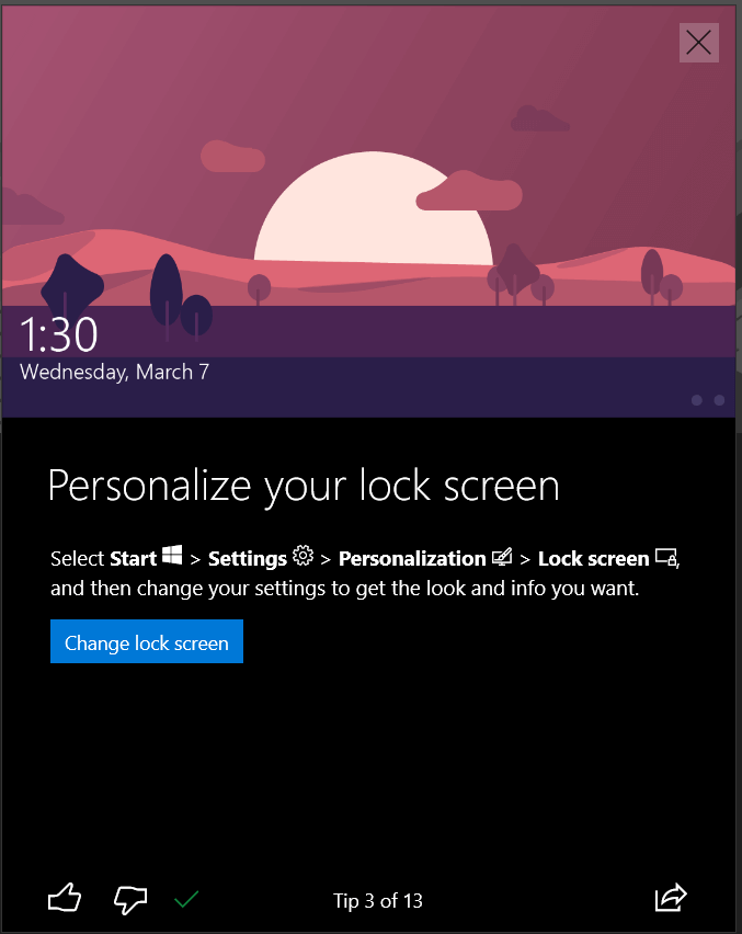 How To Personalize Your Lock Screen Windows 10 For Better Experience Windows 10 Personalized Locks Personalised