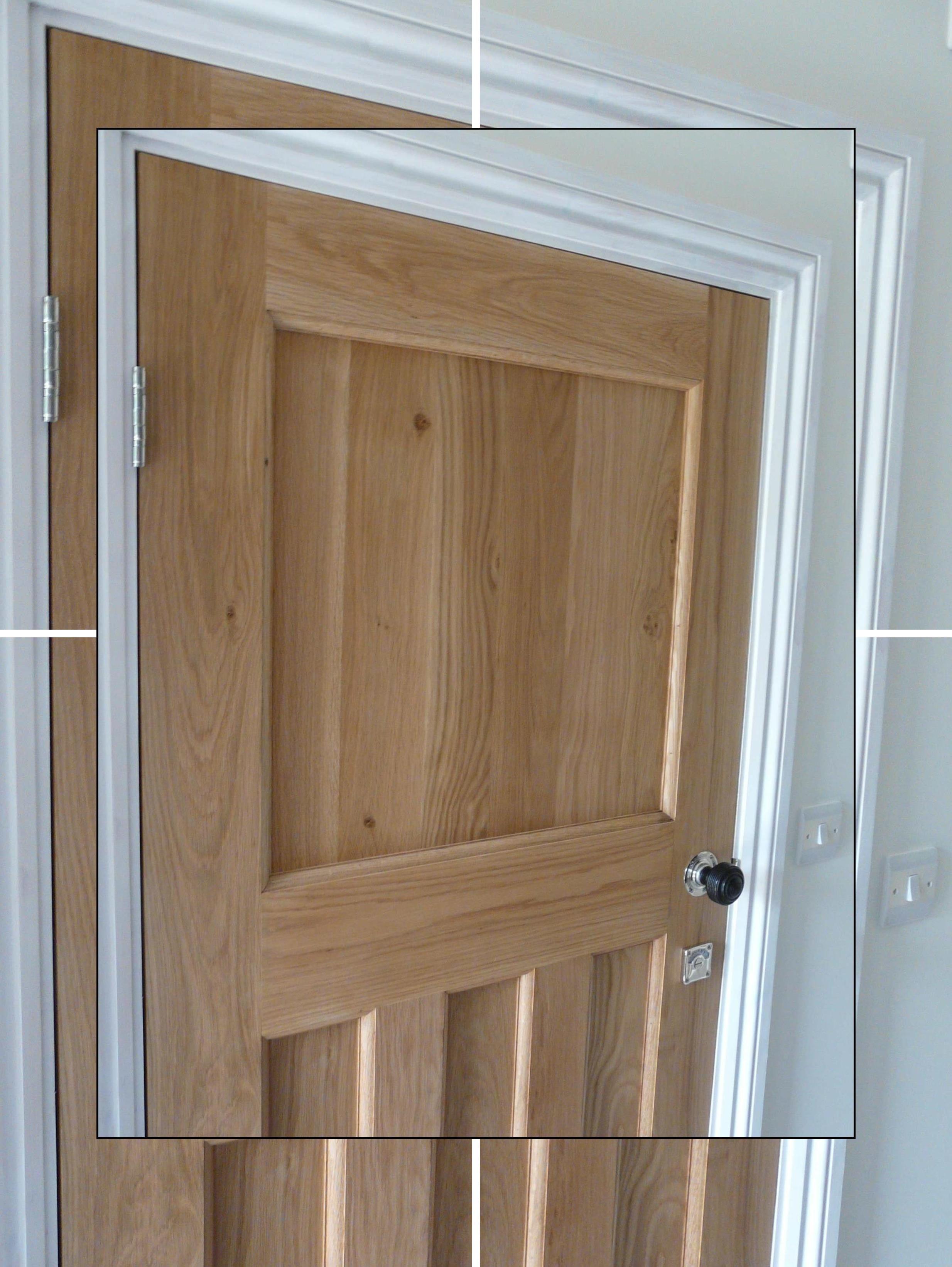 Half Glazed Internal Doors White Oak Doors Interior