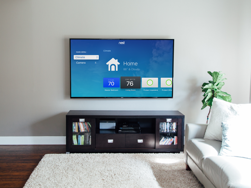 Google Nest for TV