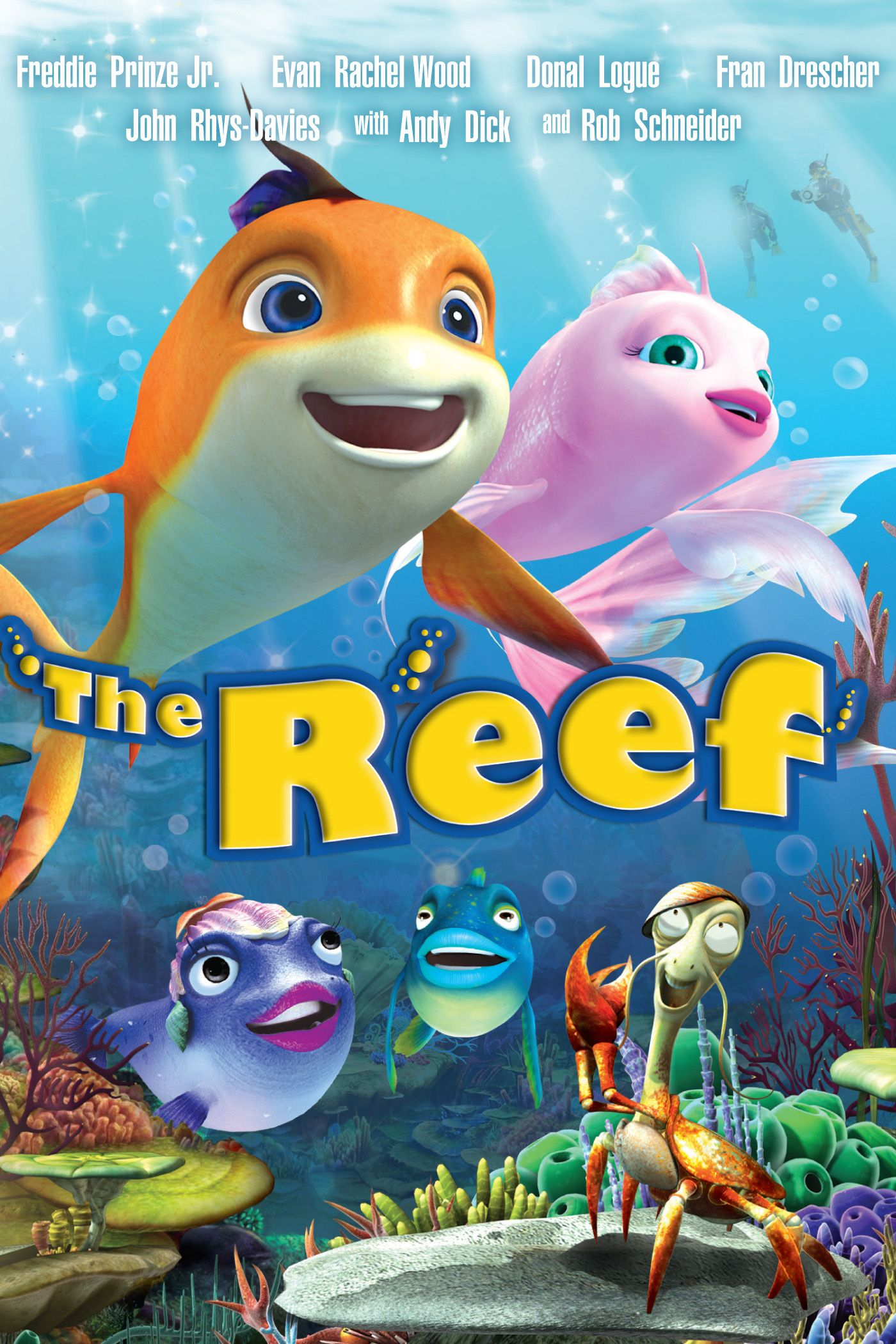 The Reef.ashx (1400×2100) movies Pinterest John fox