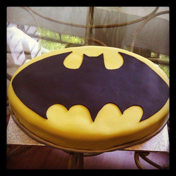Decoraci 243 N De Torta De Cumplea 241 Os De Batman Http Xn