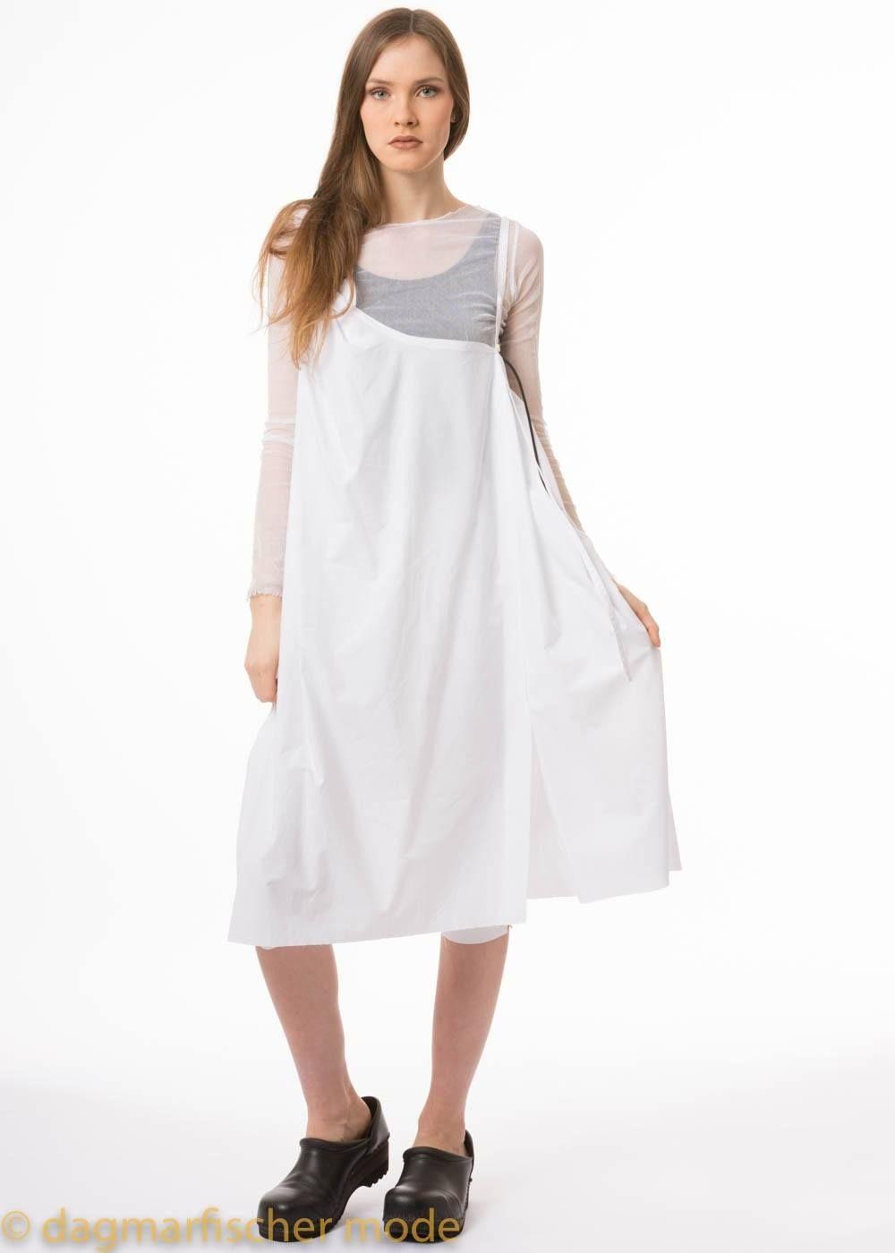 Oversize Kleid von RUNDHOLZ in schwarz oder weiß