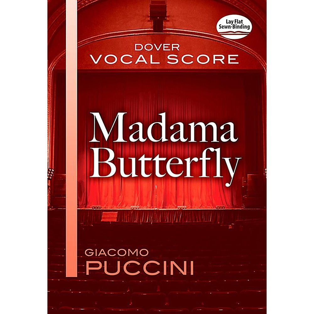 Alfred Madama Butterfly - Vocal Score