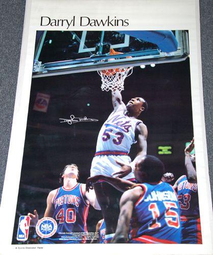 darryl dawkins poster