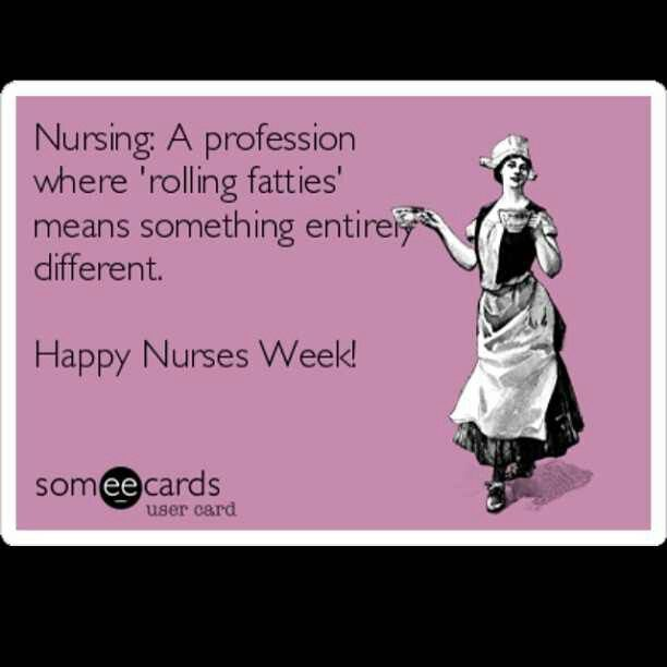 nurses week quotes funny