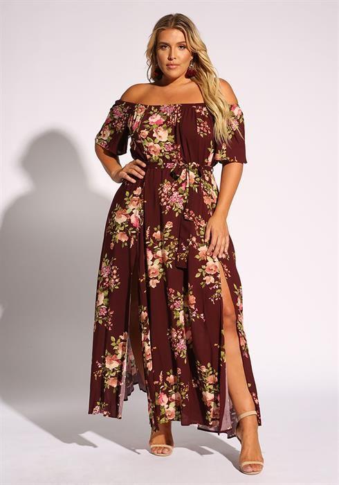 Plus Size Dresses, Cute Plus Size Party Dresses, Cute Plus Size Maxi Dresses and Cute Plus Size Bodycon Dresses│Deb Shops Dresses 4