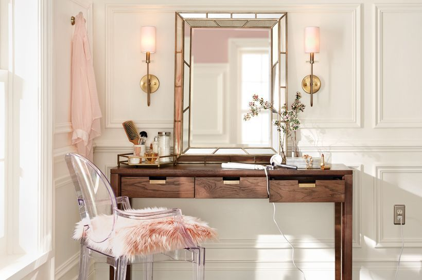 shop our bedrooms department to customize your vintage glam bedroom rh pinterest com vintage glam bedroom ideas Hollywood Chic Bedroom