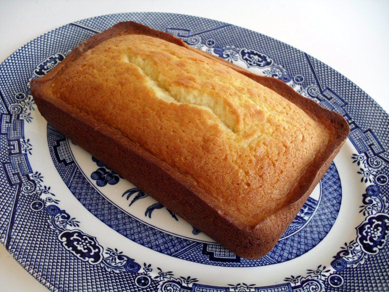 Condensed Milk Pound Cake Pound Cake Milk Recipes Banana Dessert