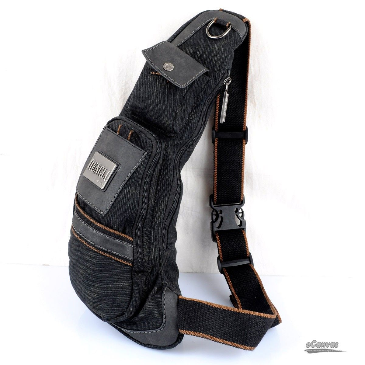 black One strap backpack | Comics/Cosplay | Pinterest | Shoulder ...