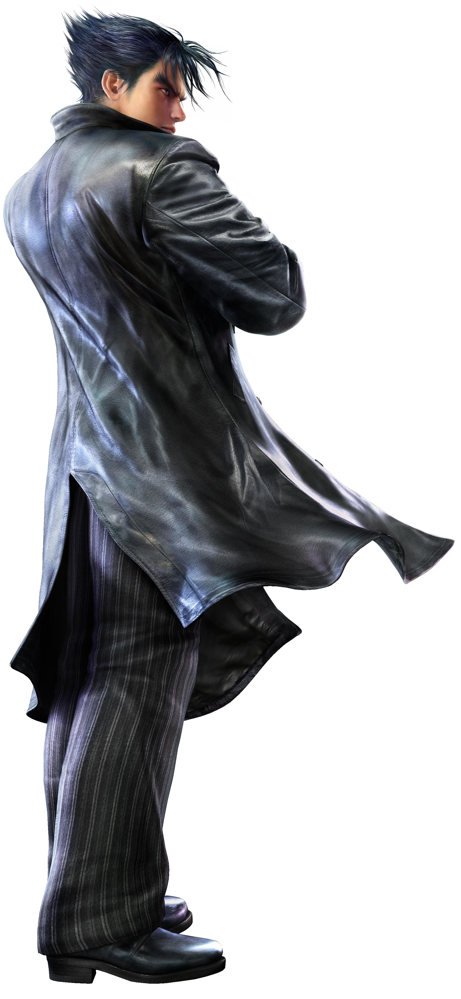 Jin Kazama from Tekken jin kazama Pinterest Jin kazama Gaming