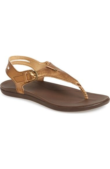 39fd48c3b129 OluKai  Eheu V-Strap Sandal (Women) available at  Nordstrom ...