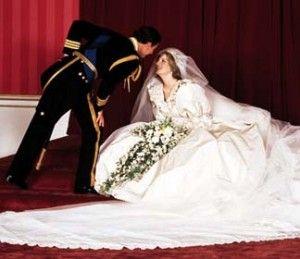 London:Guarded secrets of Princess Diana's wedding dress revealed afrowood.com