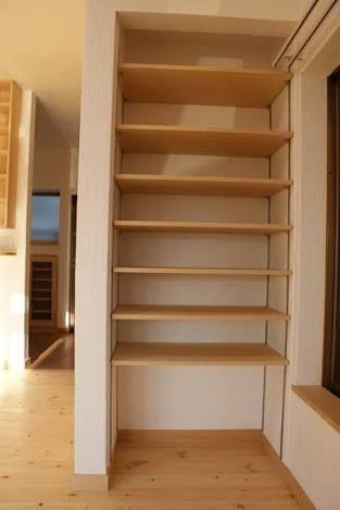 キッチン横 奥行60収納 造作 の画像検索結果 収納 造作 造作 収納