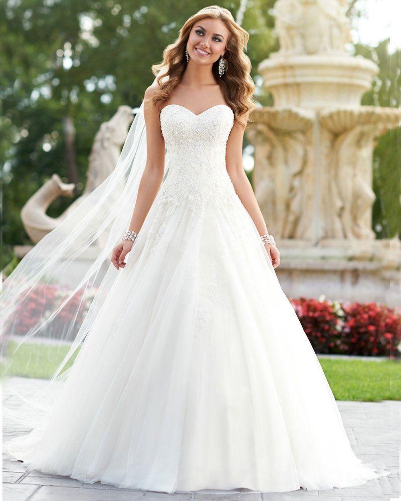 14643f94b0 Women-Wedding-Dress-Ball-Gown-Princess-Weding-Dresses-Bridal-Gowns-Corset-