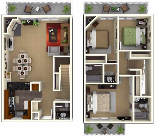Page Not Found The Cove At Tiburon Dream House Plans Sims House House Plans