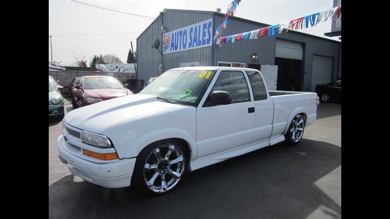 2001 Chevy S10 Ls Xtreme 2495 With Images Chevy S10 Chevy