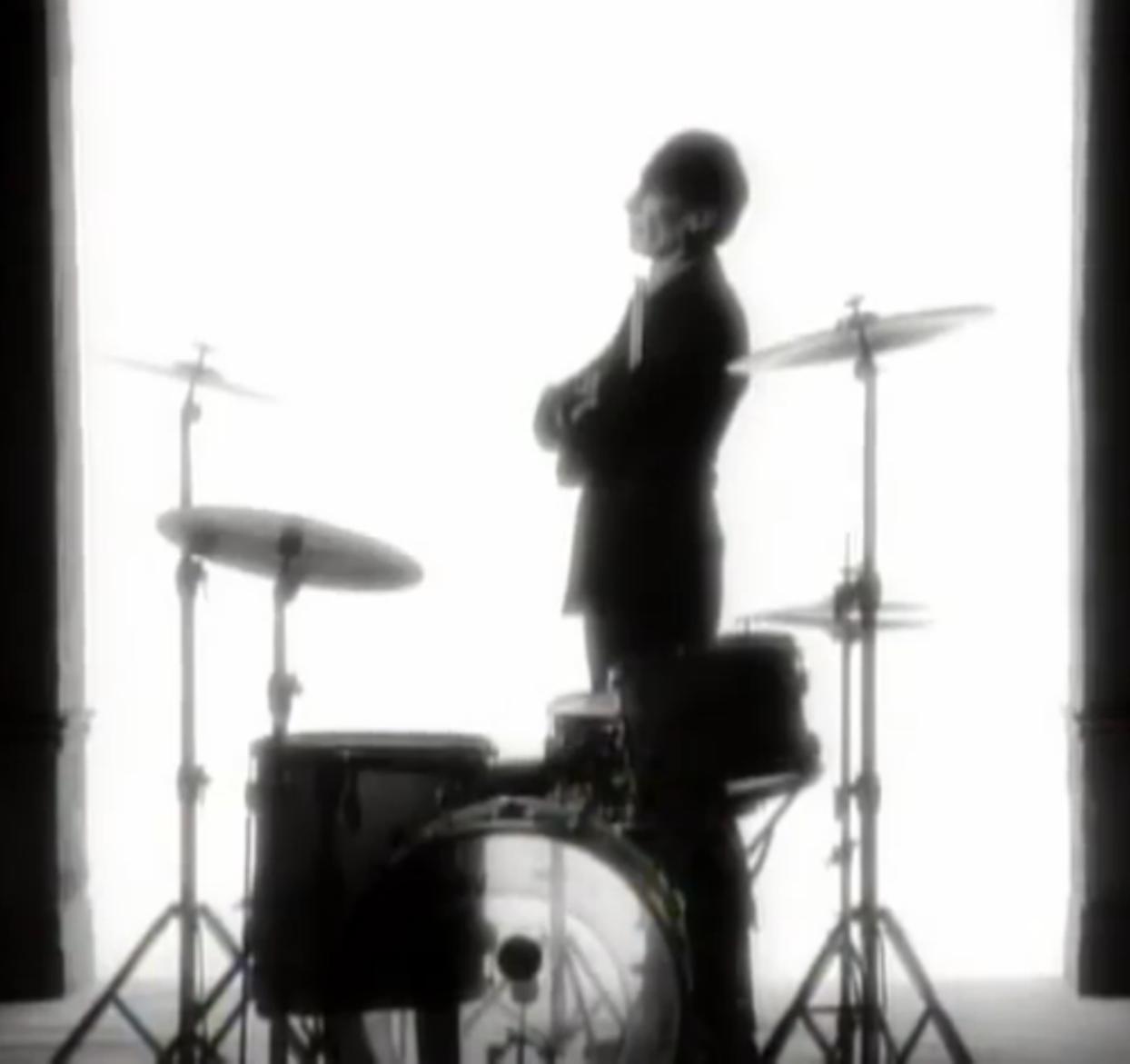 CW: world's best drummer