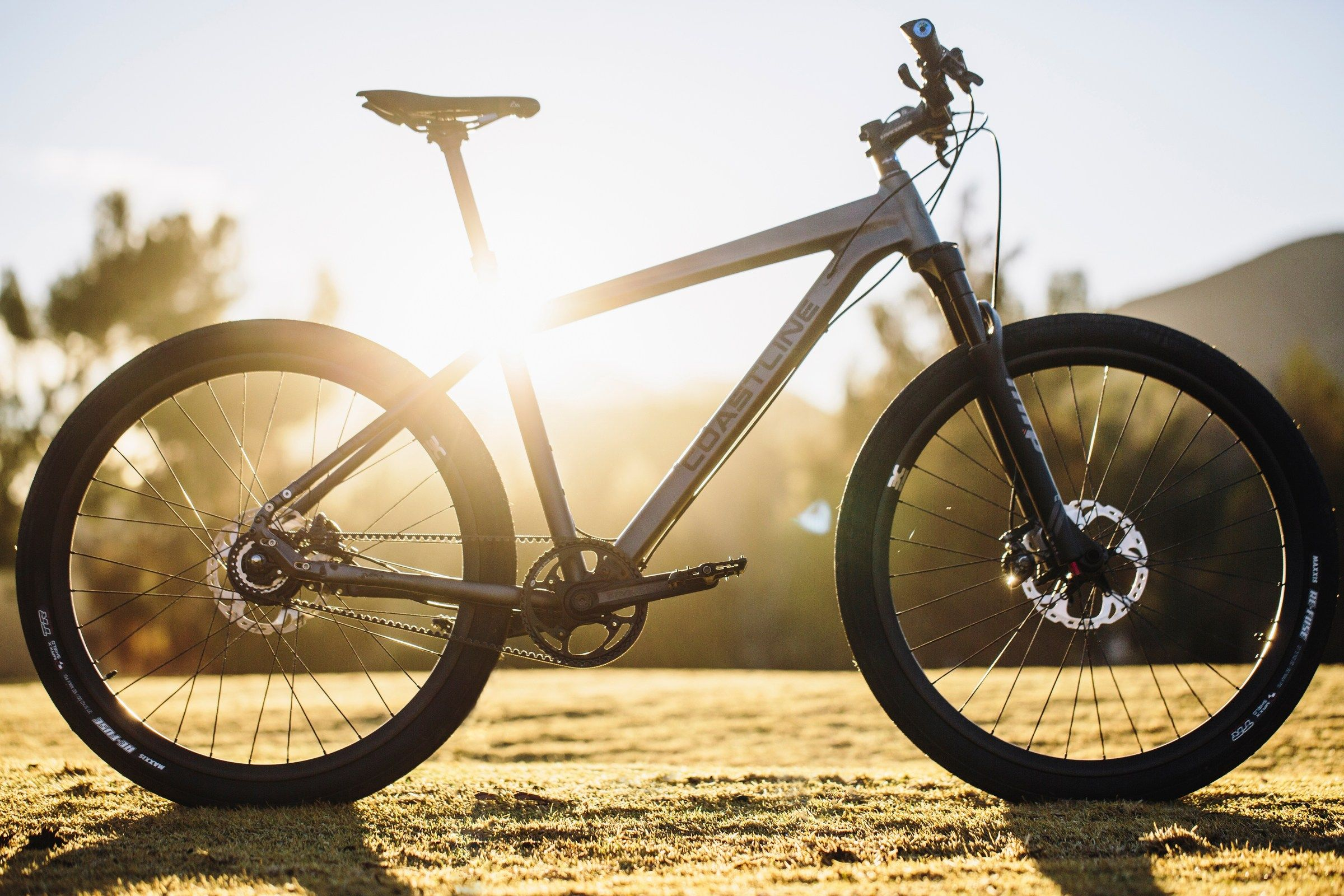 Coastline Claims To Build The Best Bike Ever Cool Bikes Bike