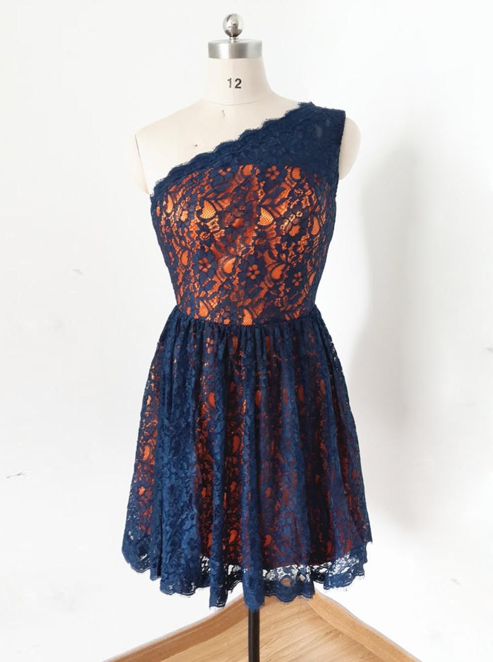 Lace dress navy blue  Pin by Terry Kohler on Bedding  Pinterest  Lace homecoming dresses