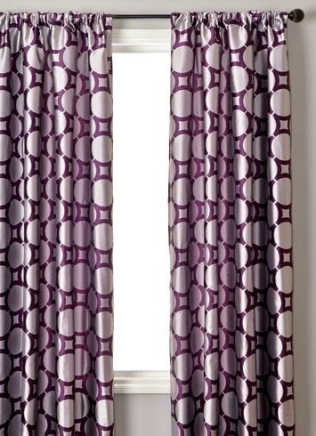 Element Circle Silver Purple For The Basement Bedroom