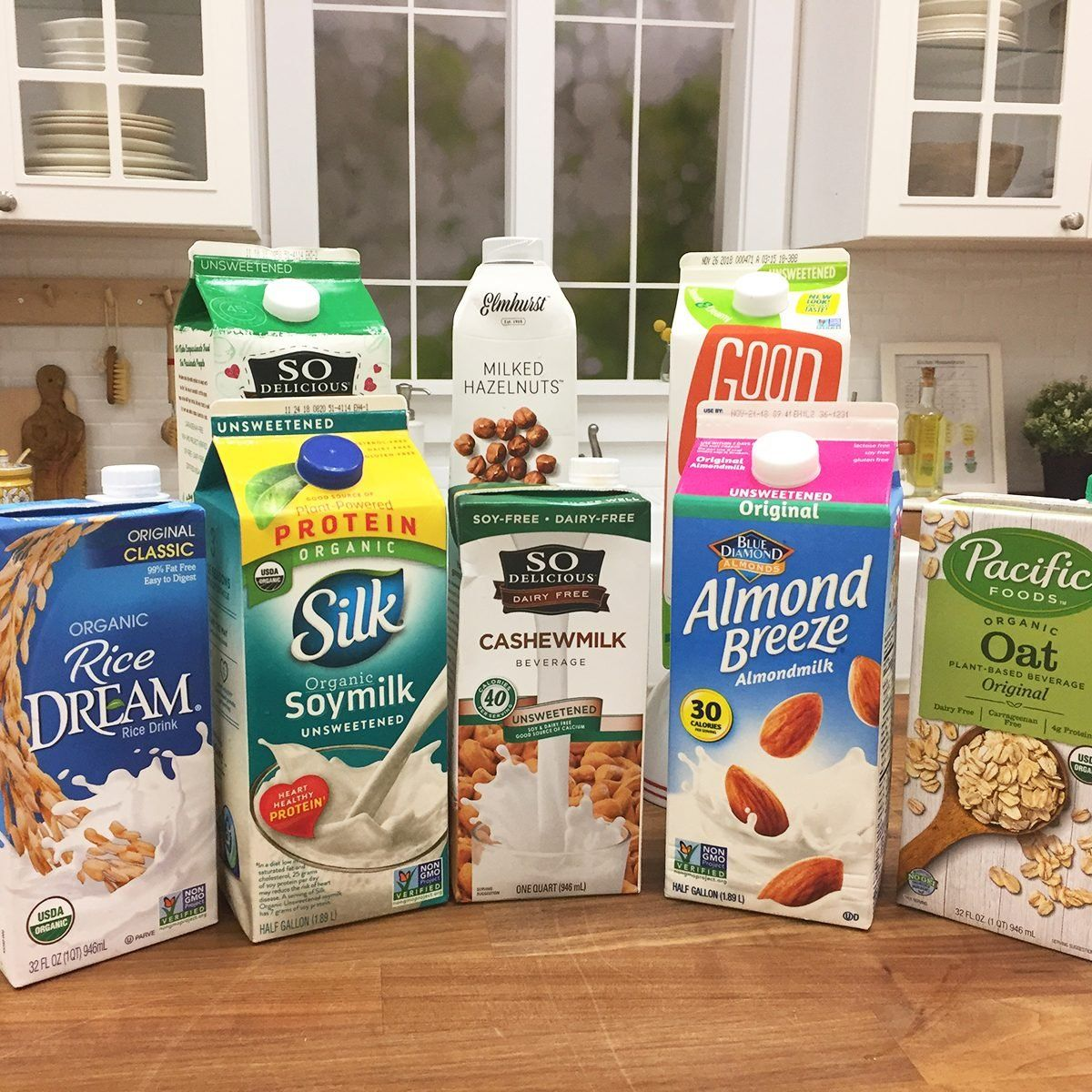 Our Definitive Ranking Of Non Dairy Milks In 2021 Lactose Free Milk Dairy Milk Non Dairy Milk