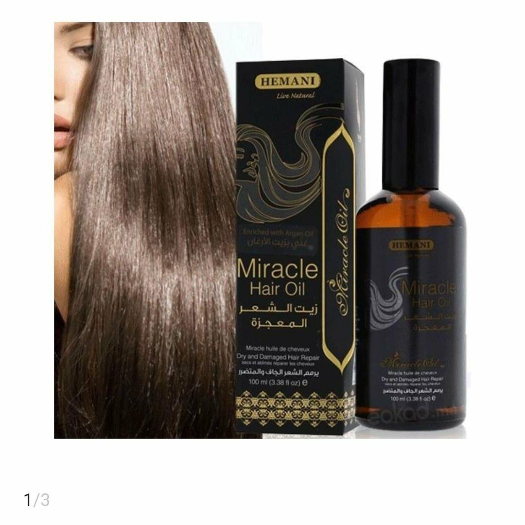 Huile De Miracle G Hair Hair Oil Oils
