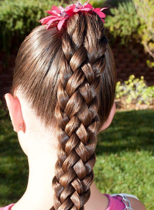 Pleasing 1000 Images About Girls Long Hair On Pinterest Long Hairstyles Short Hairstyles For Black Women Fulllsitofus