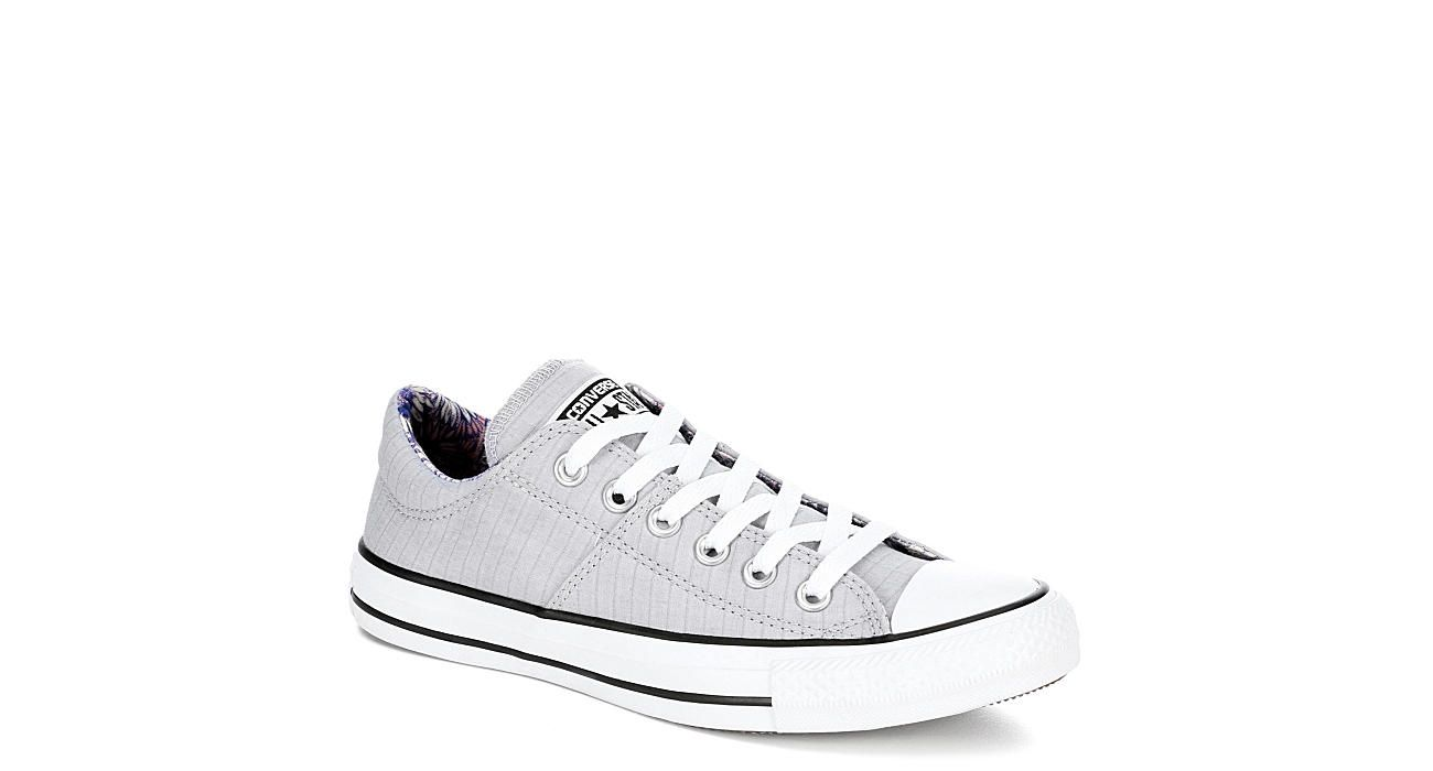 Grey Converse Womens Madison Ox Athletic Rack Room Shoes