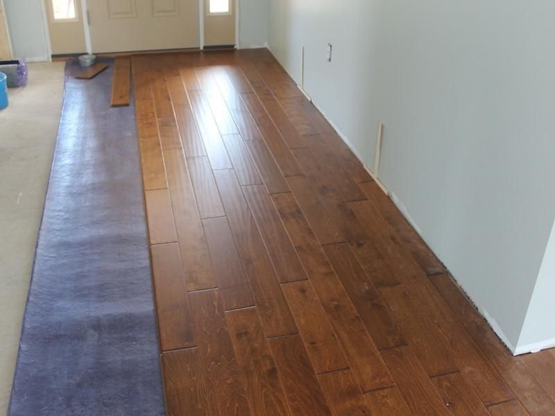 How To Install Engineered Wood Flooring Can Do Pinterest