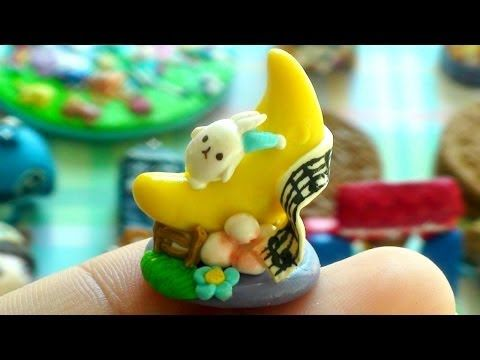 Little Twin Stars Polymer Clay Tutorial! Collab with xoxRufus! (Watch In HD) - YouTube