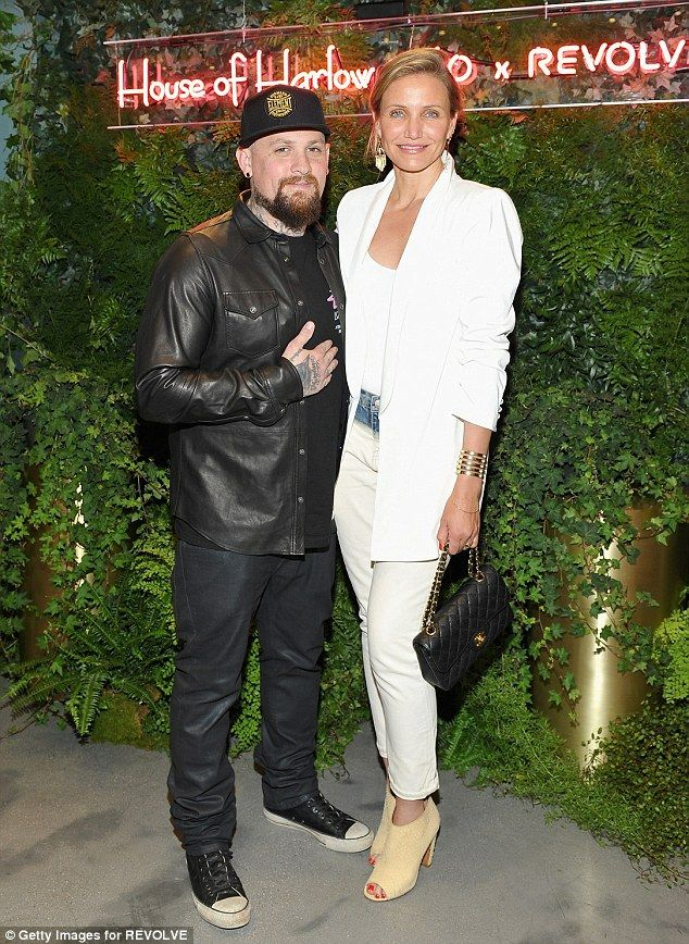 Cameron Diaz hits salon with sister-in-law Nicole Richie ...