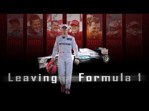 ▶ Michael Schumacher Tribute - The Greatest Driver Of All Time.  Piloto alemán, posiblemente el mejor piloto de carreras de todos los tiempos.