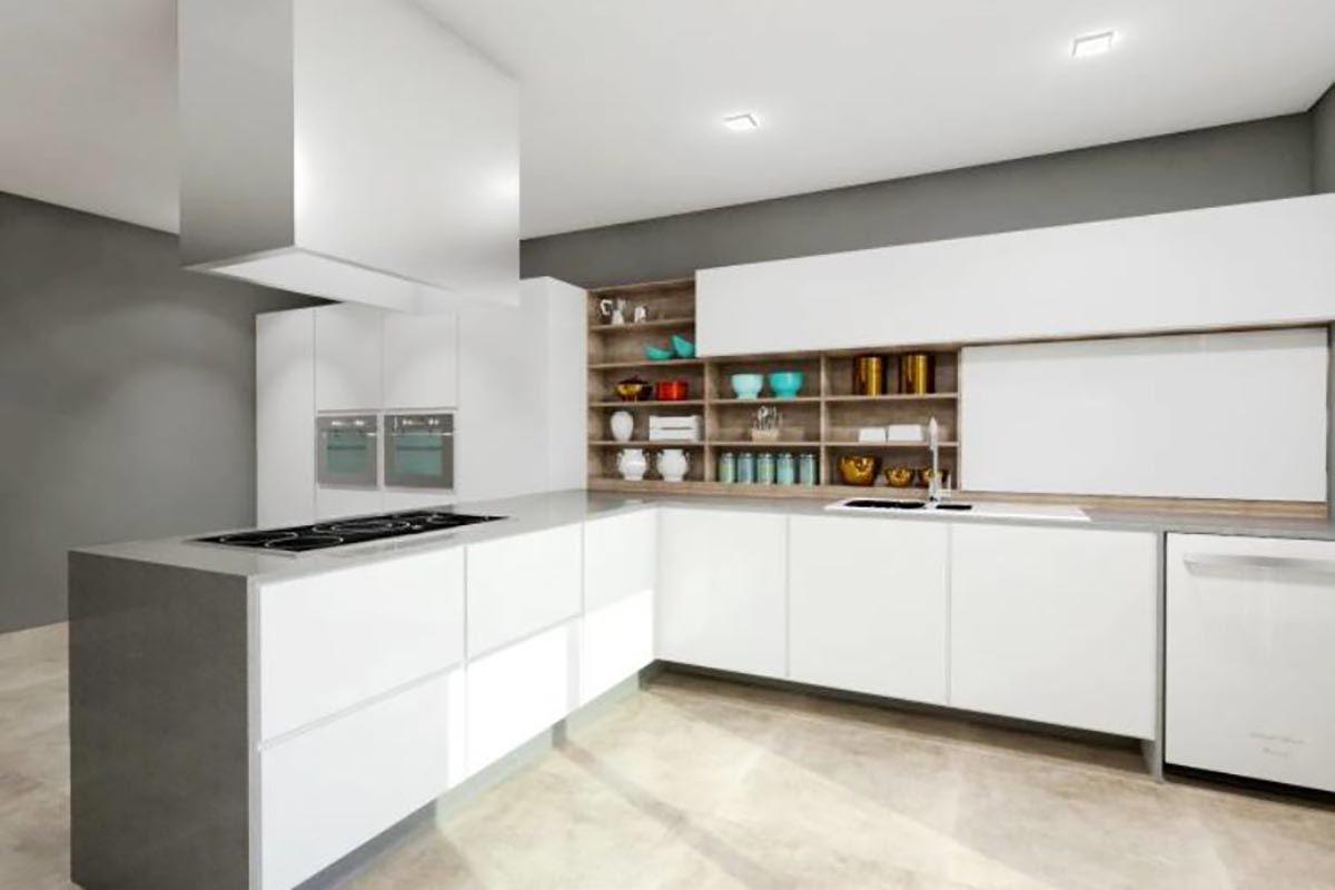 Das Kurttas Küchenstudio fährt fort mit dem Entwurf der neuesten ...