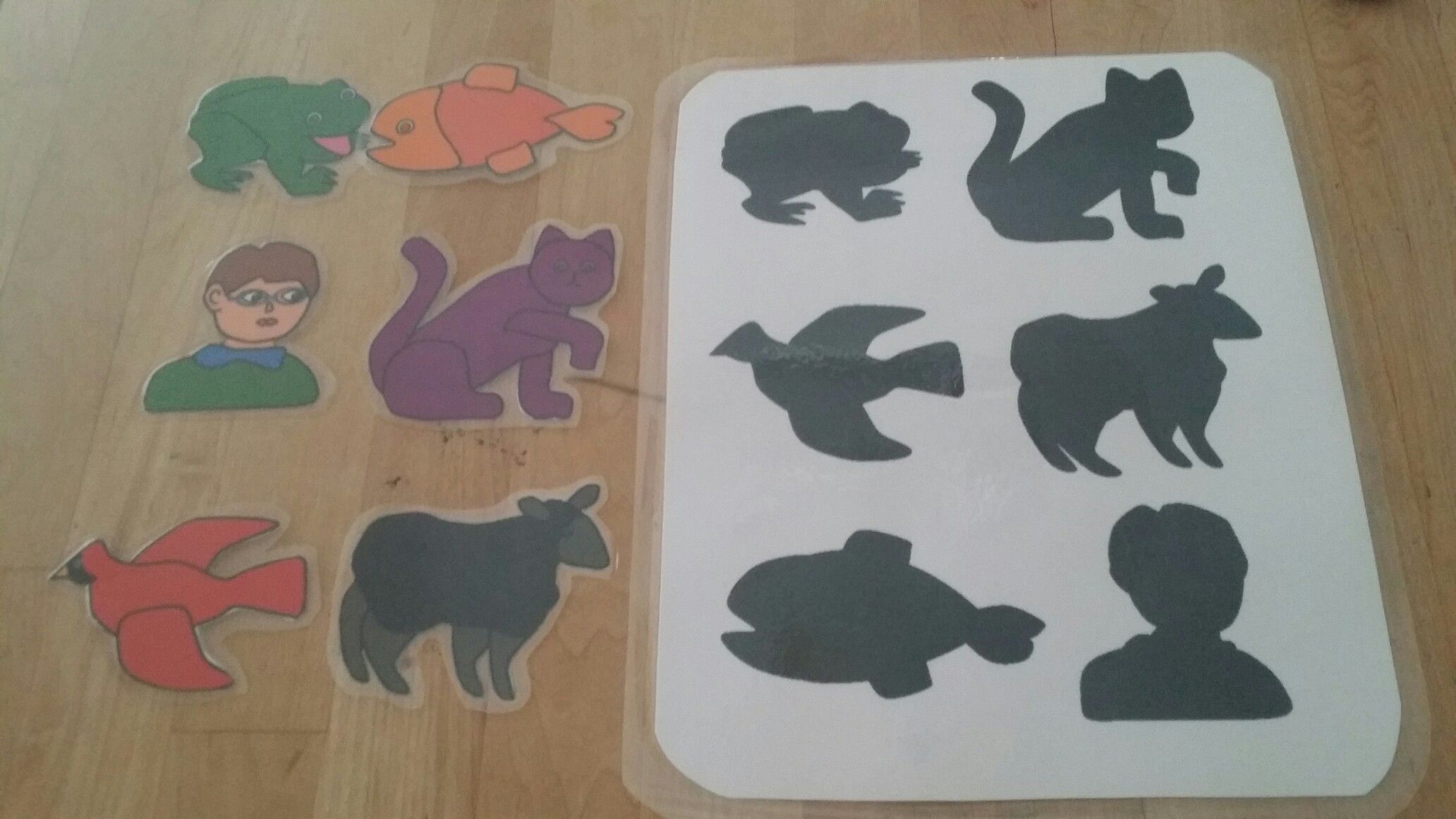 Montessori Toddler Work Shadow Matching Work For Toddlers
