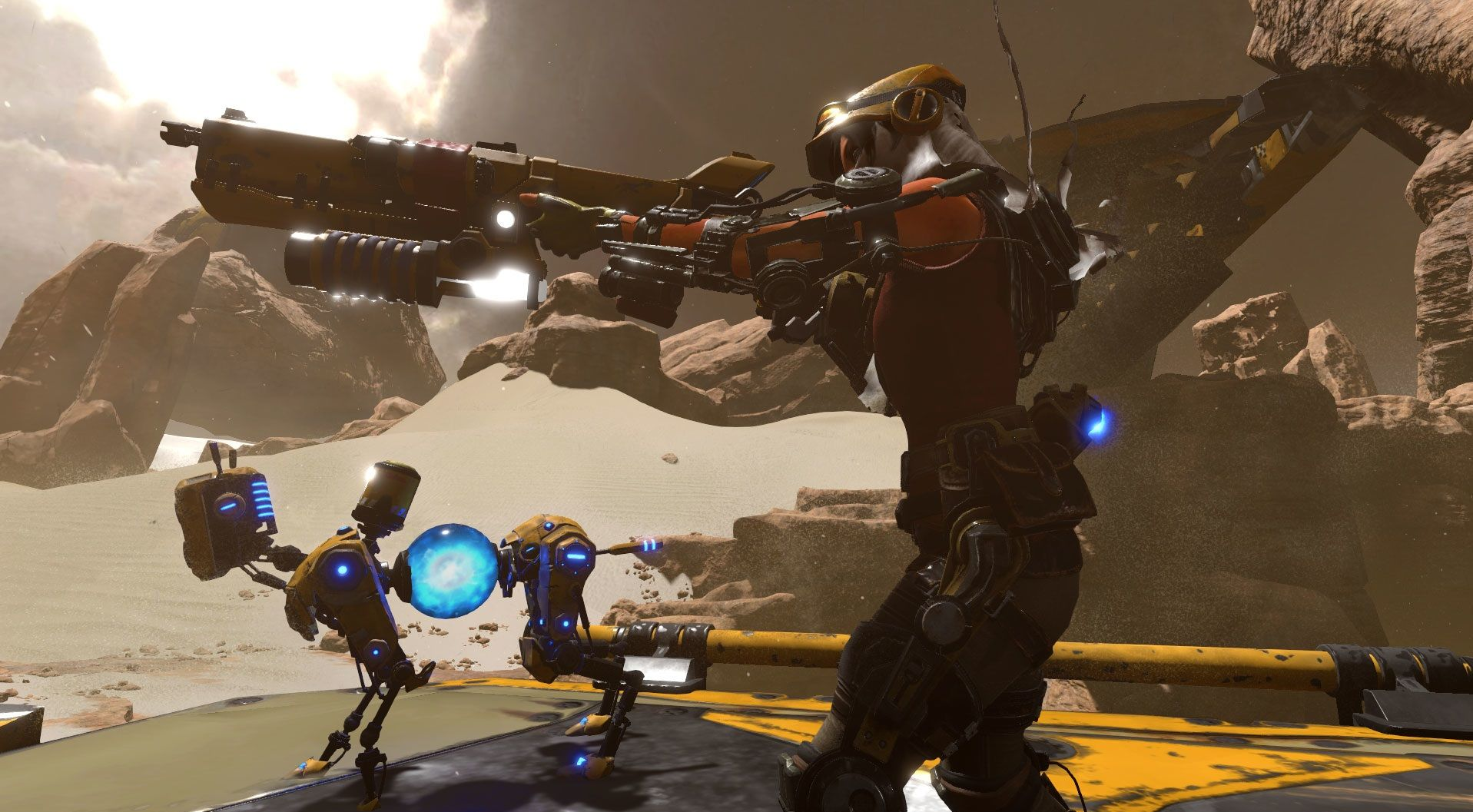 ReCore HD Wallpapers