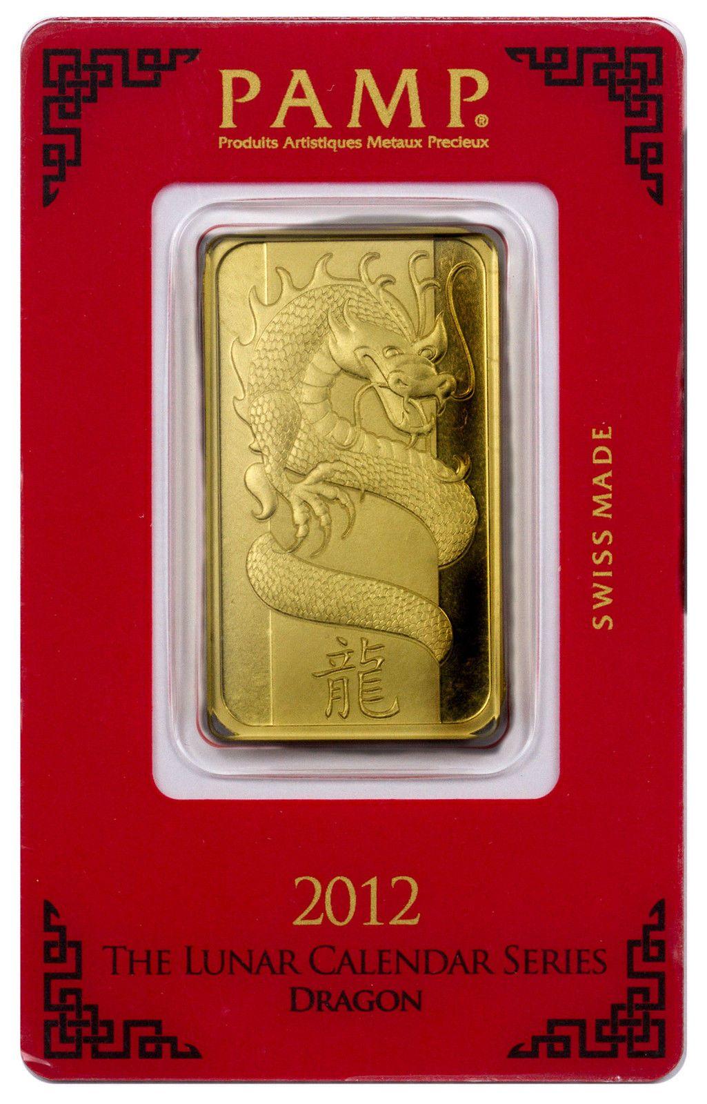 1 Oz Gold Bar Pamp Suisse Gold Dream In Assay Sku 166447